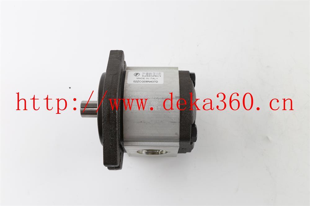 意大利RONZIO齿轮泵02ZCG08N437D