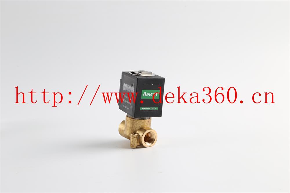 意大利SIRAI电磁阀L121C01-ZA34A  1/4*3.2 24VDC