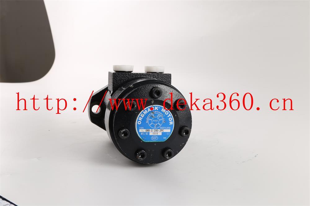 日本NOP液压马达ORB-S-280-2PC
