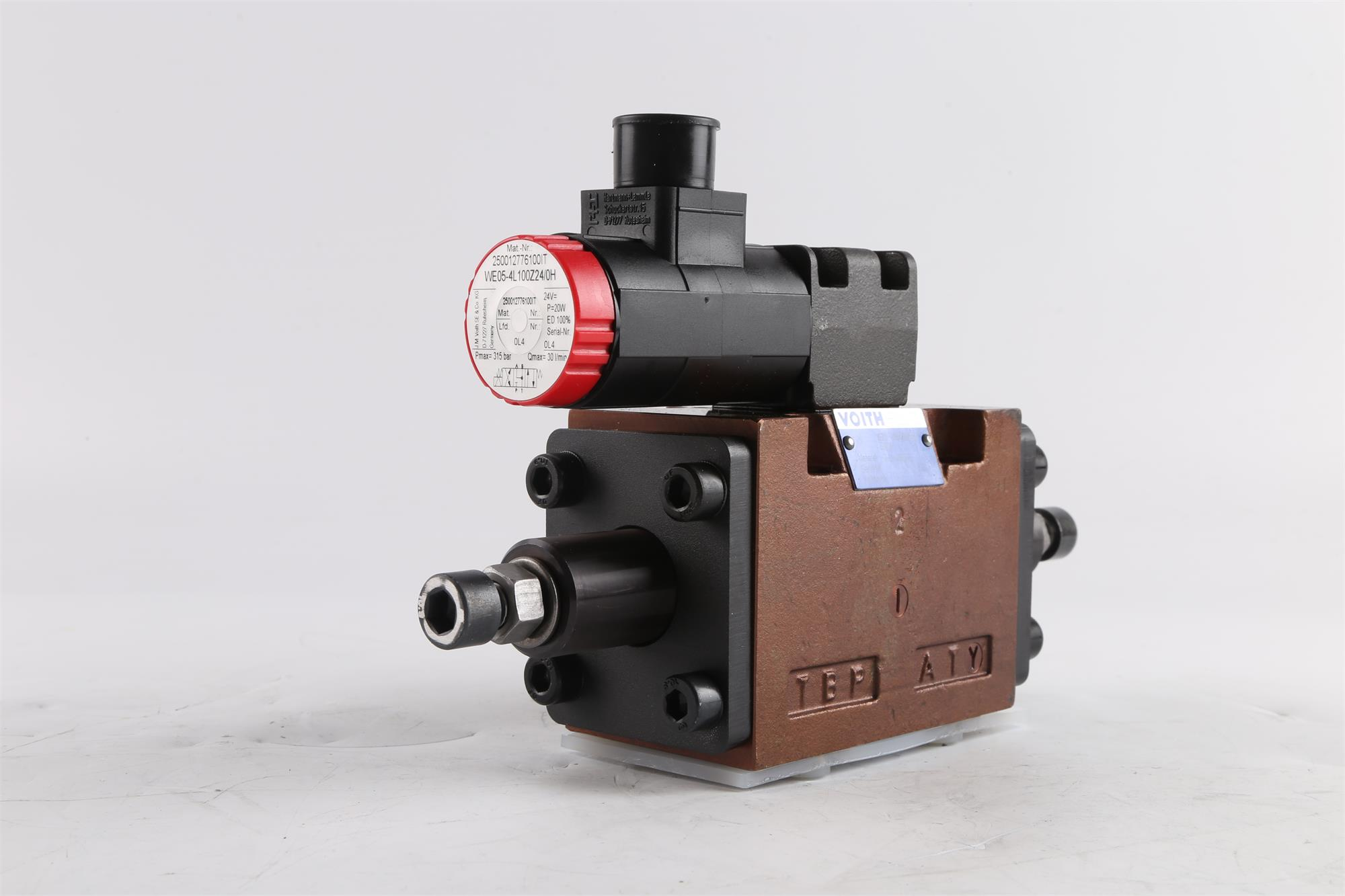 德國H+L電磁閥